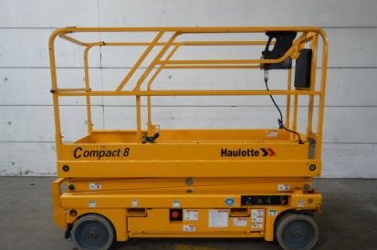 Haulotte Compact 8 - 2018