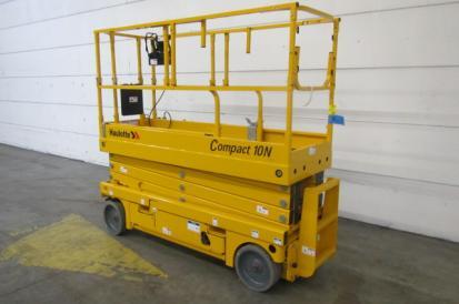 Haulotte Compact 10N - 2020