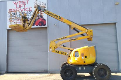 Haulotte HA 16 PXNT - 2008