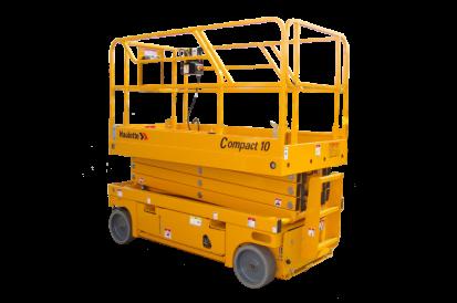 Haulotte Compact 10 - 2018